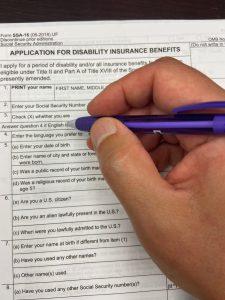 Dallas Social Security Disability Attorney